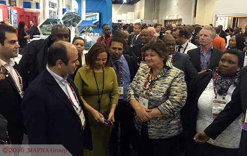 MAPNA SHOWCASES LATEST ACHIEVEMENTS IN POWER-GEN AFRICA 2016