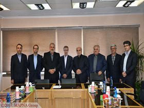 MAPNA Signs Agreement for Construction of Soltaniyeh Power Plant Steam Sector
