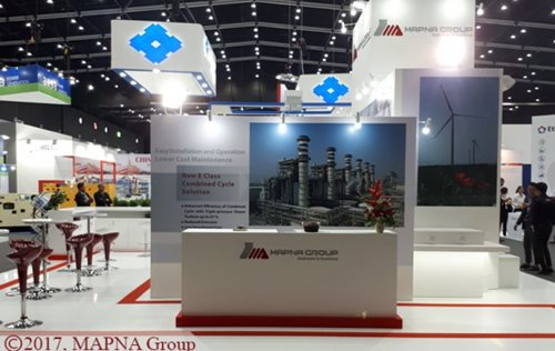 MAPNA ATTENDS POWER-GEN ASIA 2017
