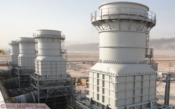 MAPNA Synchronizes Third Unit of Rumaila Power Plant to Iraq's National Grid