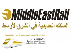 MAPNA TO ATTEND MIDDLE EAST RAIL 2017