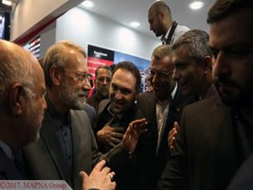22ND INT'L OIL & GAS EXPO KICKS OFF IN TEHRAN