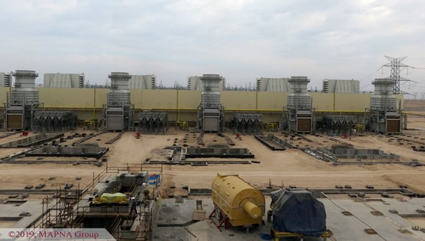 Sixth Unit of Rumaila Combined Cycle Power Plant Receives PAC