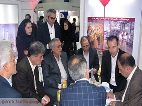 MAPNA ATTENDS EIGHTH OIL EXPO IN KHUZESTAN