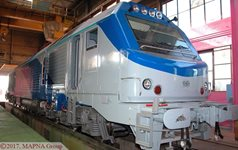 MAPNA WINS LOCOMOTIVE REHABILITATION TENDER