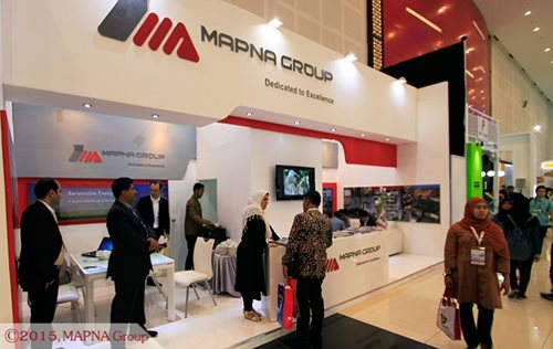MAPNA SHOWCASES CAPABILITIES IN INDONESIA ELECTRICITY EXHIBITION