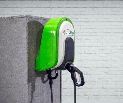 MAPNA Electric Vehicle Charging Station - 2