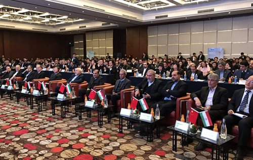 MAPNA PRESIDENT VISITS CHINA, JAPAN, SPEAKS AT JOINT ECONOMIC FORUM
