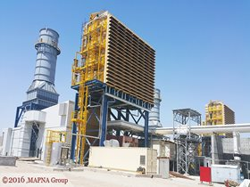 TWO GAS UNITS SYNCHRONIZED BY MAPNA IN KURDISTAN REGION OF IRAQ