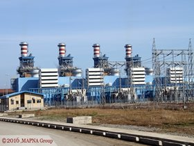MAPNA COMMISSIONS GAS UNITS IN PAREH SAR POWER PLANT