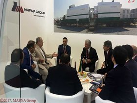 MAPNA ATTENDS POWER-GEN EUROPE 2017