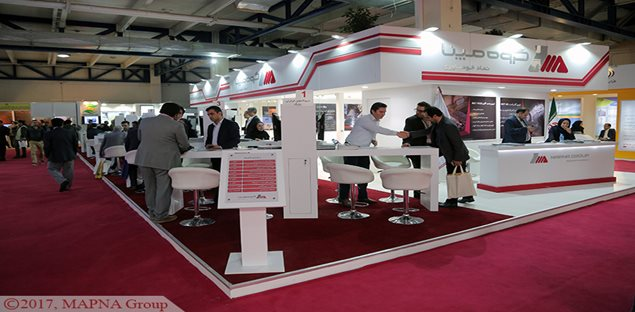 MAPNA Takes Part in 17th Int'l Electricity Expo in Tehran