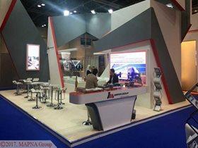 MAPNA SHOWCASES CAPABILITIES IN OMAN ENERGY & WATER EXPO