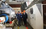 MAPNA Locomotive Company Inaugurates High-power Test Bench
