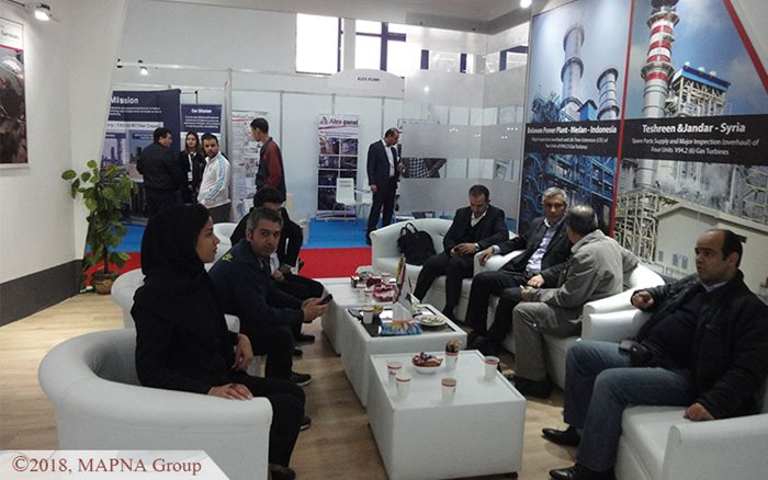 MAPNA Attends Algeria Int'l Power Expo