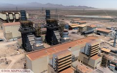 MAPNA Receives PAC for Steam Cycle of Gol Gohar Power Plant