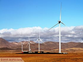 KAHAK WIND FARM GUARANTEED PURCHASE OF POWER