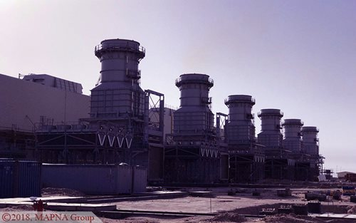 Second Unit of Rumaila Power Plant Synchronized to Iraq's National Grid by MAPNA