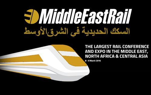 MAPNA TO ATTEND MIDDLE EAST RAIL 2016