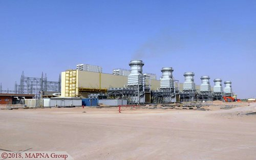 MAPNA Synchronizes First Unit of Rumaila Power Plant to Iraqi National Grid