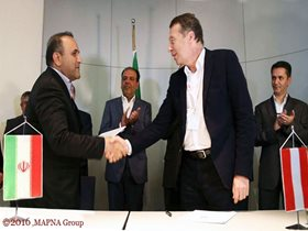 MAPNA AND ELIN MOTOREN SIGN MOU