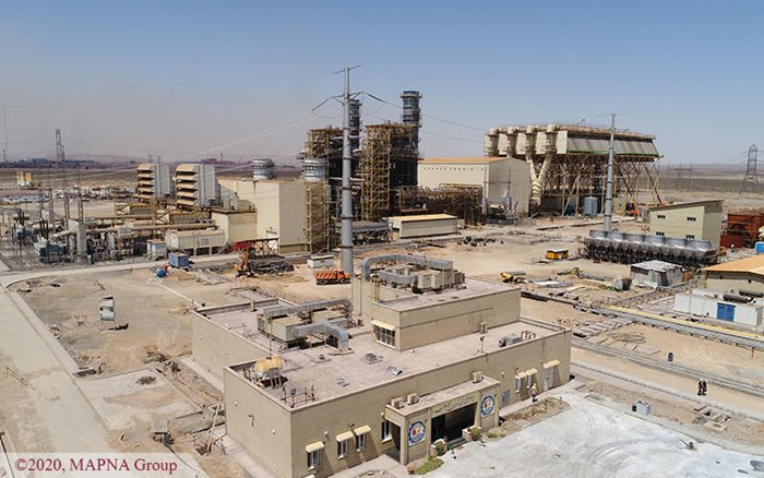 Two Gas-fired Units of Goharan Power Plant Receive FAC