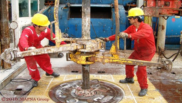 MAPNA DRILLING COMPANY AWARDED LIFT TENDER