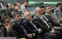 Minister of Petroleum Visits MAPNA Group / Zanganeh Welcomes MAPNA Presence in Iran's Upstream High Tech Sector
