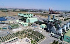 MAPNA Synchronizes First Steam Unit of Tous Power Plant to the National Grid