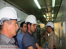 SECOND GAS UNIT OF GOL GOHAR POWER PLANT SYNCHRONIZED