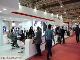 MAPNA ATTENDS FOURTH INTERNATIONAL RAIL TRANSPORTATION EXPO