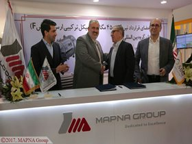 MAPNA Group Signs Contract to Construct F-Class Power Plant
