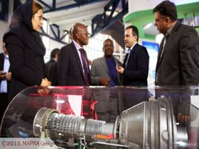 MAPNA PARTICIPATES IN 15TH INTERNATIONAL ELECTRICITY EXHIBITION