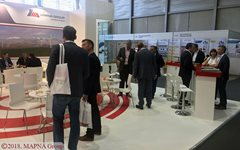 MAPNA Attends Power-Gen Europe 2018
