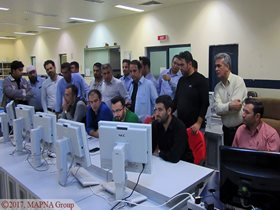 First Steam Unit of Shirvan Power Plant Synchronized