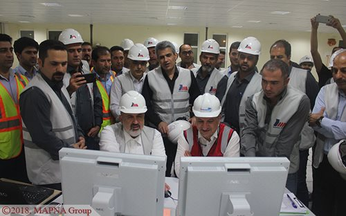 MAPNA Group Synchronizes Fourth Unit of Rumaila Plant to the Iraqi Power Grid