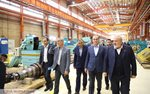 Tajikistan Energy Minister Visits MAPNA Group